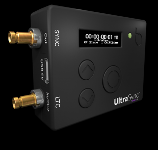 Novità Nab 2017: Time Code Buddy Ultrasync One