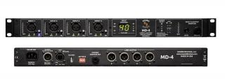 Nab 2017: Sound Devices Interfaccia DANTE MD-4