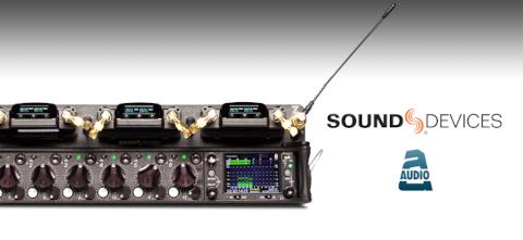 Sound Devices annuncia l'acquisizione del marchio Audio Limited
