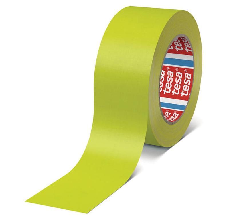 tesa 4671 nastro fluorescente 50mm x 25m giallo te4671gi50. Black Bedroom Furniture Sets. Home Design Ideas