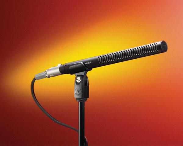 AudioTechnica BP4029 Stereo/MS Shotgun Microphone