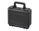 MAX CASES 235H105C Case, foam set, internal dim. 23,5 x 18 x 10,6 cm