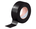 TESA 4662 Duct tape, 48 mm x 50 mt, black or silver