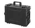 MAX CASES 540H245C Case, foam set, internal dim. 53,8x40,5x24,5 cm