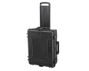 MAX CASES 540H180TRC Case trolley, foams, internal dim. 53,8x40,5x19 cm