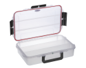 MAX CASES 004T Watertigh mini-case, 3 compartments