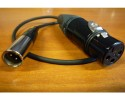 NAGRIT TA3 Male to XLR 3pin Male or Female cable