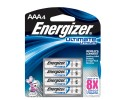 ENERGIZER ULTIMATE LITHIUM, 1,5V AAA, 1260 mAh, 4pcs/blister