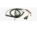 HBS302Y7-35/-35W Breakaway cable for SD 302, MIXPRE, Shure FP24, Wendt X2