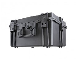 MAX CASES 505H280C Case, foams, internal dim. 50 x 35 x 28 cm