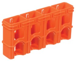 VARI 4-Bay Battery Caddy