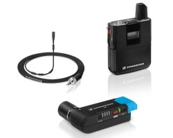 Sennheiser AVX MKE2 SET Digital Wireless System with MKE2 lavalier