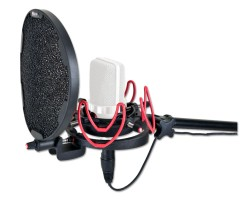 Rycote invision USM Studio Kit suspension + antipop