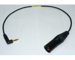 TENTACLE C04 Cavo Time Code da mini-jack 90° a XLR-3M
