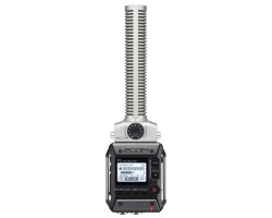 ZOOM F1-SP Audio recorder With Shotgun Mic
