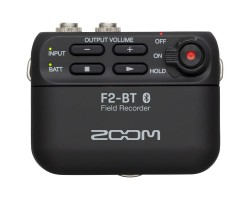 ZOOM F2-BT Registratore Audio Portatile 32bit Bluetooth