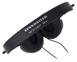 Sennheiser HD 25 LIGHT Closed-back Dynamic Headphones for DJ