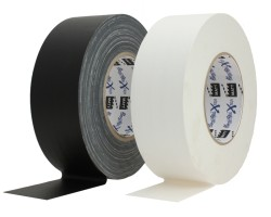 MagTape Xtra Matt Gaffer tape, 50 mm x 50 m, black matt
