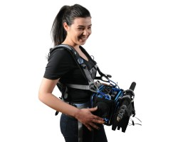 ORCA OR-444 3S Harness with Spinal Support System