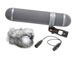 Rycote Serie Super-Shield Kit antivento in 3 misure