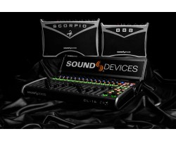 Sound Devices CL-16 Fader Controller
