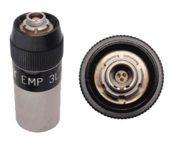 AMBIENT EMP3L 48PH Adaptor, lavalier with Lemo 3 pin