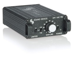 Sound Devices MP-1 Preamplificatore microfonico