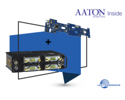 AATON Kit Upgrade Hydra per Lectrosonics Octopack