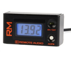 Remote  Audio Remote meter per Hot Box v2