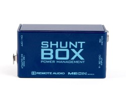 Remote  Audio Shunt Box per Hot Box v2