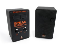 RENT REMOTE AUDIO Speak Easy V3a Desktop Speaker